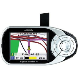 Magellan RoadMate 360 Vehicle GPS with Windshield Mount