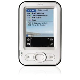 Palm Z22 Handheld PDA - white