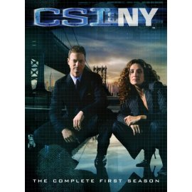 C.S.I. New York - The Complete First Season