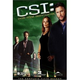 C.S.I. - Crime Scene Investigation Season 5