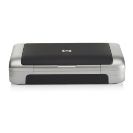 HP Deskjet 460WBT Mobile Printer with Bluetooth connectivity via CompactFlash slot