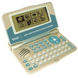 English - Russian Professional Talking Electronic Dictionary ECTACO ER400 Pro