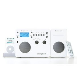 Tivoli Audio iSongBook Portable Music System for iPod