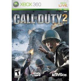 XB360 Call of Duty 2