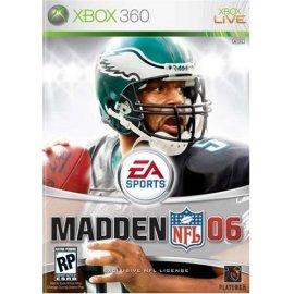 XB360 Madden NFL 2006