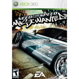 XB360 Need for Speed: Most Wanted