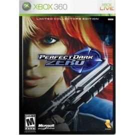 XB360 Perfect Dark Zero Limited Collector's Edition