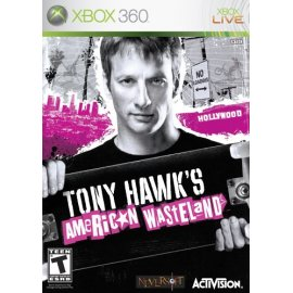 XB360 Tony Hawk's American Wasteland
