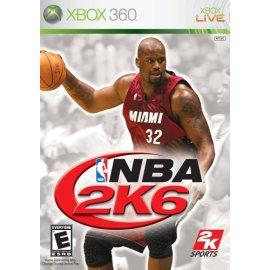 Xbox 360 NBA 2K6