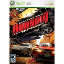 XB360 Burnout Revenge