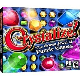 Crystalize! (Jewel Case)
