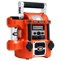 Black & Decker SS925 Storm Station All-in-one Rechargeable Power Source, Radio, Light