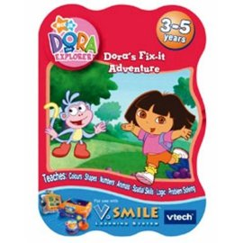 V Smile Smartridge: Dora the Explorer