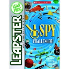 Leapster Game I Spy