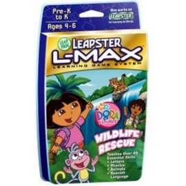 L-Max Game Dora the Explorer Wildlife Rescue