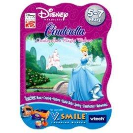 V Smile Smartridge: Cinderella's Magic Wishes (6-8)
