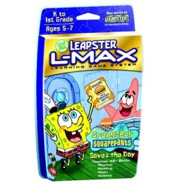 L-Max Game SpongeBob SquarePants Saves the Day