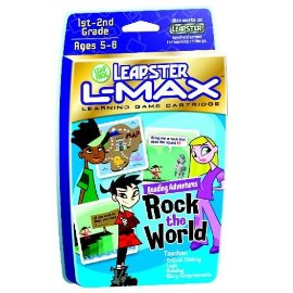 L-Max Game Reading Adventure: Rock the World
