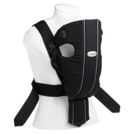 BabyBjorn Baby Original Carrier - City Black