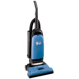 Hoover U5140-900 Tempo Widepath Bagged Upright Vacuum - Catalina Blue