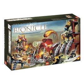 Lego Stories & Themes Bionicle Visorak: Battle of Metru Nui (8759)