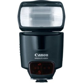 Canon 430EX Speedlite Flash for EOS and PowerShot Cameras