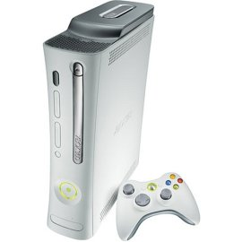 Xbox 360 Platinum Console Includes 20GB Hard Drive