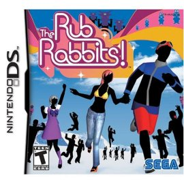 SEGA The Rub Rabbits! ( Nintendo DS )