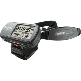 Garmin Forerunner 301 Personal GPS with Heart Rate Monitor