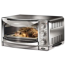 Oster 6 slice Stainless Steel Oven ( 6297 )