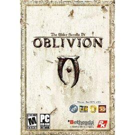 Elder Scrolls 4: Oblivion (DVD)