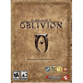 Elder Scrolls 4: Oblivion Collector's Edition (DVD)