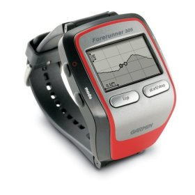 Garmin Forerunner 305 Wrist-Mounted GPS Personal Training Device