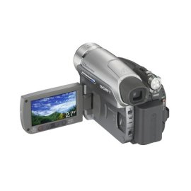 Sony DCR-HC96 MiniDV 3.3MP Digital Handycam Camcorder with 10x Optical Zoom