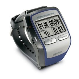 Garmin Forerunner 205 Wrist-Mounted GPS Personal Training Device