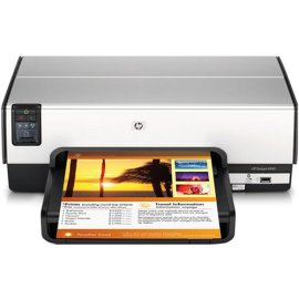 HP Deskjet 6940 Color Printer