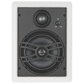 YAMAHA NS-IW660 3-Way In-Wall Speaker System