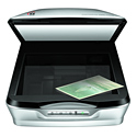 Epson Perfection 4490 Photo Scanner - silver