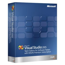Microsoft Visual Studio Team Edition for Software Testers 2005  w/MSDN Premium Renewal