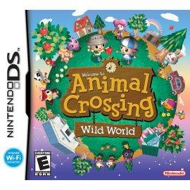 Nintendo DS - Animal Crossing: Wild World