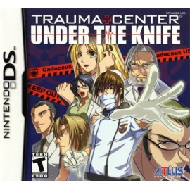 DS Trauma Center: Under the Knife