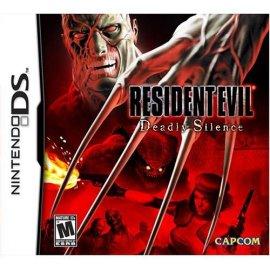 Nintendo DS Resident Evil: Deadly Silence