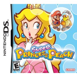 NDS Super Princess Peach