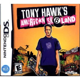 Nintendo DS - Tony Hawk American Sk8land