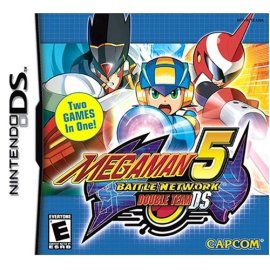 Nintendo DS Mega Man Battle Network 5
