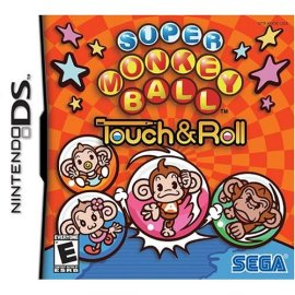 Nintendo DS Super Monkey Ball: Touch and Roll