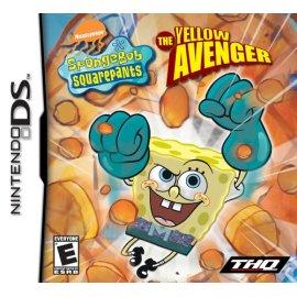 DS SpongeBob: Yellow Avenger
