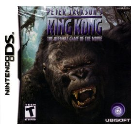 Kong: The 8th Wonder of the World for Nintendo DS