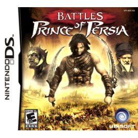DS Battles of Prince of Persia