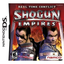 NDS Real Time Conflict: Shogun Empires